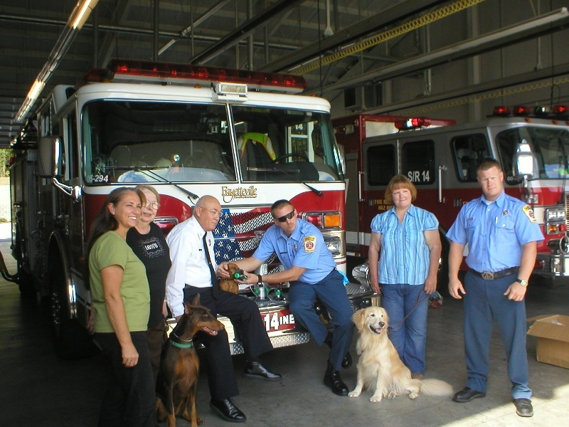 Pet Oxygen Mask Donation